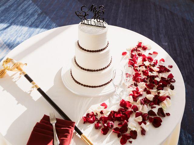 George and Kristen's Wedding in Huntington Beach, California 6