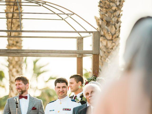 George and Kristen's Wedding in Huntington Beach, California 12