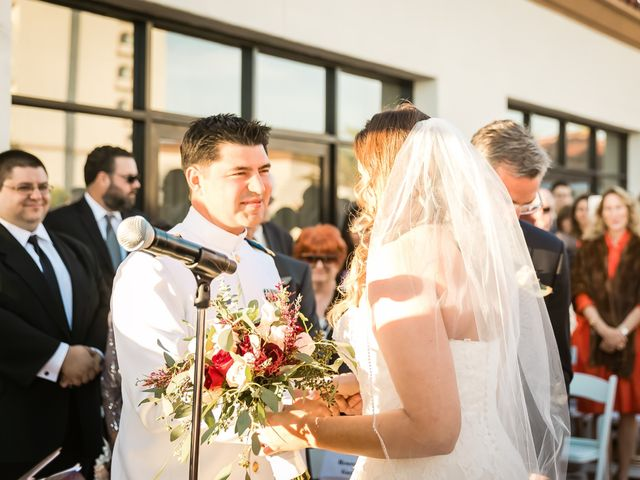 George and Kristen's Wedding in Huntington Beach, California 14