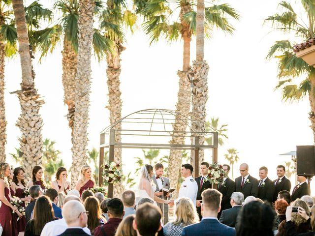 George and Kristen's Wedding in Huntington Beach, California 15