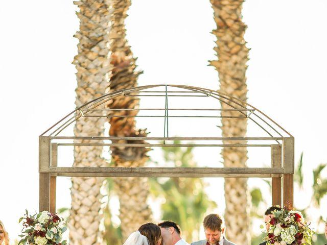George and Kristen's Wedding in Huntington Beach, California 17