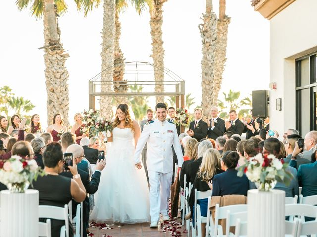 George and Kristen's Wedding in Huntington Beach, California 18