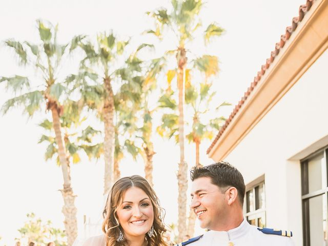 George and Kristen's Wedding in Huntington Beach, California 19