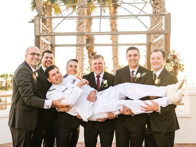 George and Kristen's Wedding in Huntington Beach, California 21
