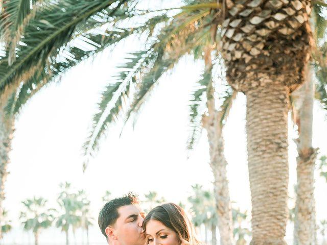 George and Kristen's Wedding in Huntington Beach, California 23