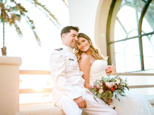 George and Kristen's Wedding in Huntington Beach, California 24