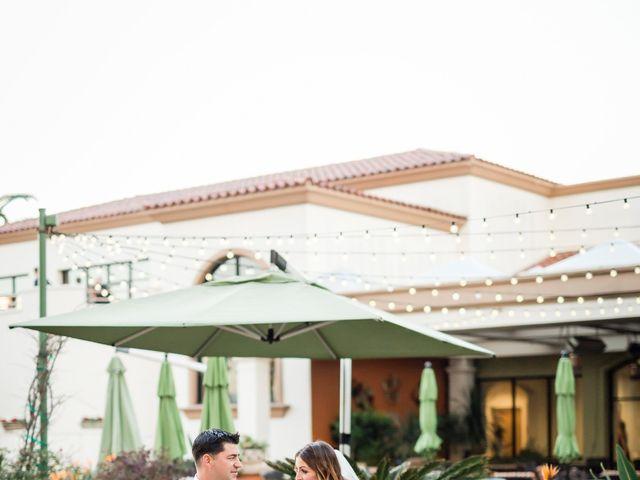 George and Kristen's Wedding in Huntington Beach, California 25