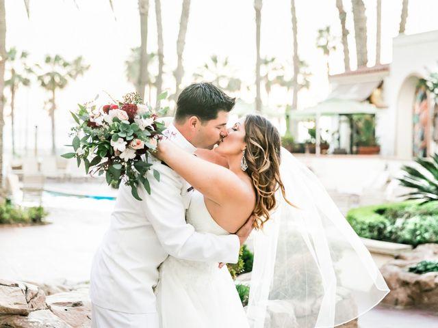George and Kristen's Wedding in Huntington Beach, California 26