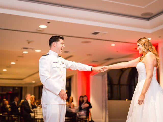 George and Kristen's Wedding in Huntington Beach, California 30