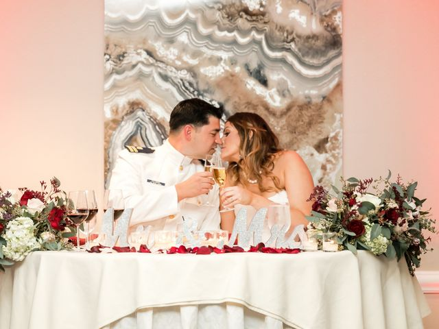 George and Kristen's Wedding in Huntington Beach, California 32