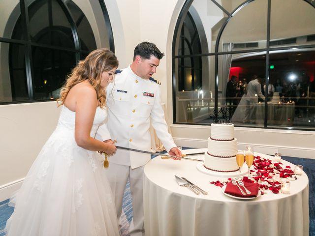 George and Kristen's Wedding in Huntington Beach, California 33