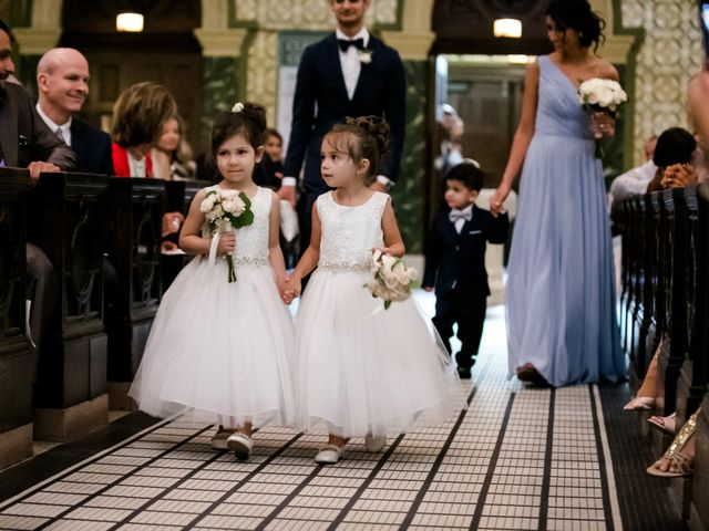 Ramtin and Emily's Wedding in Chicago, Illinois 23