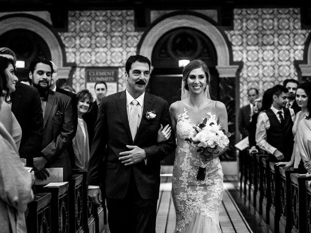 Ramtin and Emily's Wedding in Chicago, Illinois 24