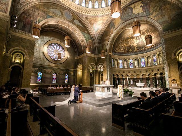 Ramtin and Emily's Wedding in Chicago, Illinois 25