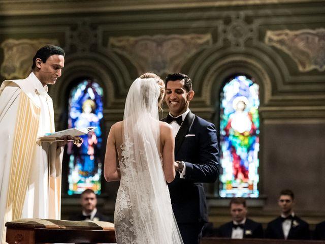 Ramtin and Emily's Wedding in Chicago, Illinois 28