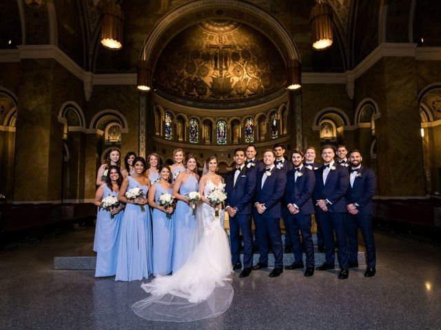 Ramtin and Emily's Wedding in Chicago, Illinois 31