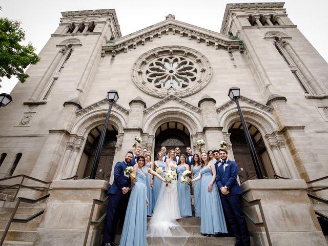 Ramtin and Emily's Wedding in Chicago, Illinois 33