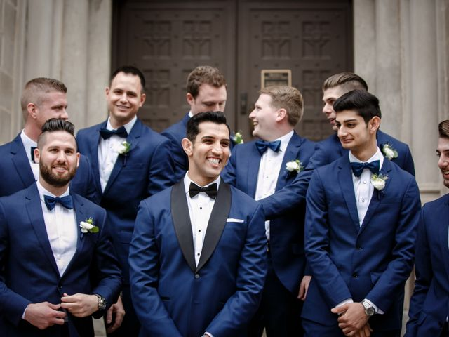 Ramtin and Emily's Wedding in Chicago, Illinois 35