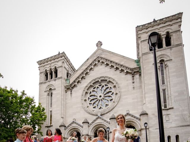 Ramtin and Emily's Wedding in Chicago, Illinois 36