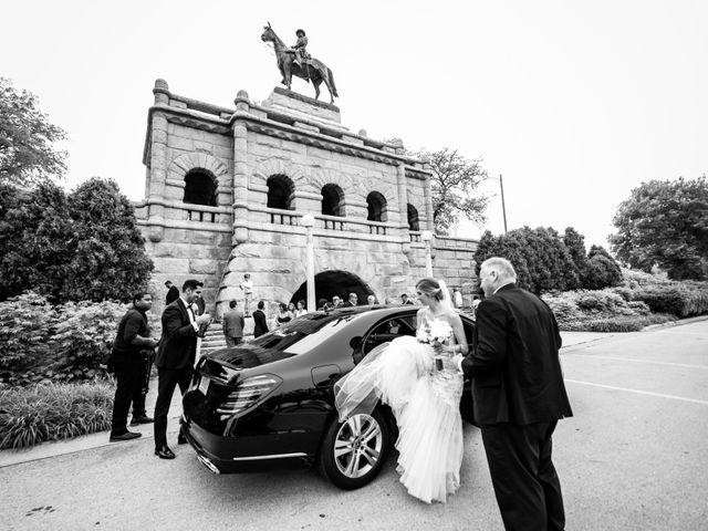 Ramtin and Emily's Wedding in Chicago, Illinois 38