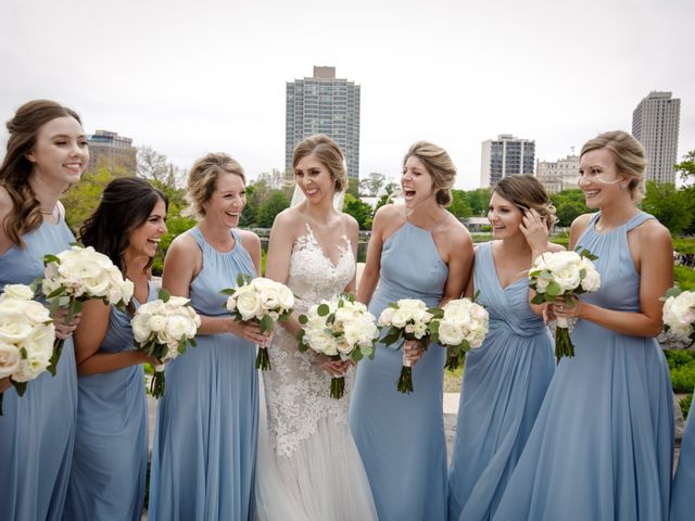 Ramtin and Emily's Wedding in Chicago, Illinois 39