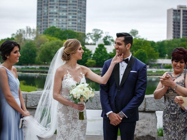 Ramtin and Emily's Wedding in Chicago, Illinois 43