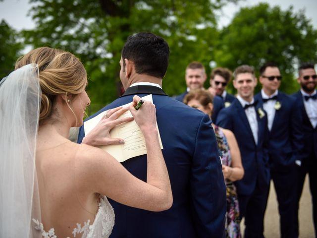 Ramtin and Emily's Wedding in Chicago, Illinois 44