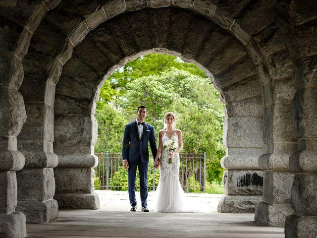 Ramtin and Emily's Wedding in Chicago, Illinois 45
