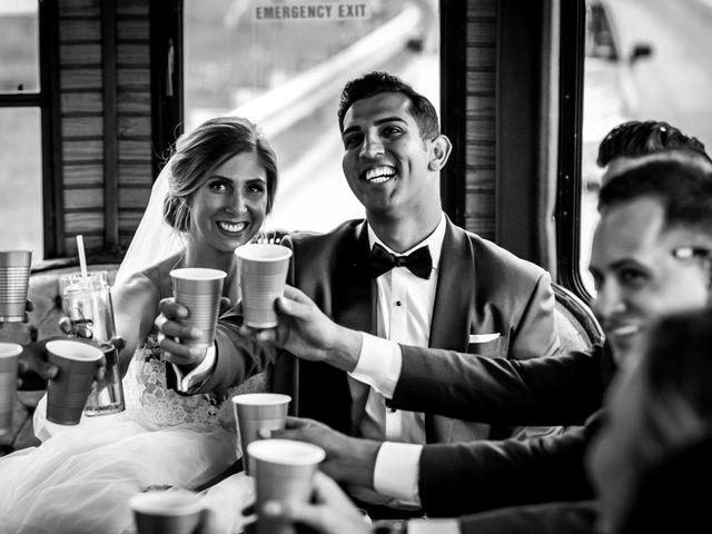 Ramtin and Emily's Wedding in Chicago, Illinois 46