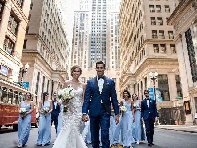 Ramtin and Emily's Wedding in Chicago, Illinois 48