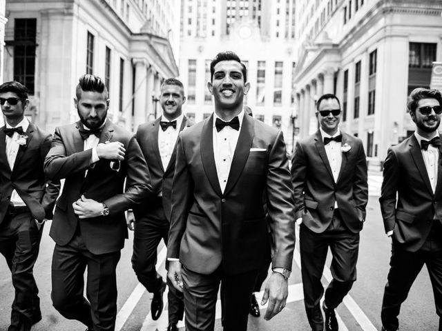 Ramtin and Emily's Wedding in Chicago, Illinois 51