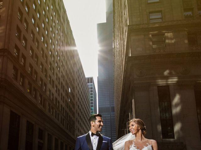 Ramtin and Emily's Wedding in Chicago, Illinois 52