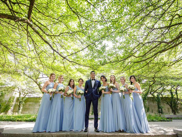 Ramtin and Emily's Wedding in Chicago, Illinois 53