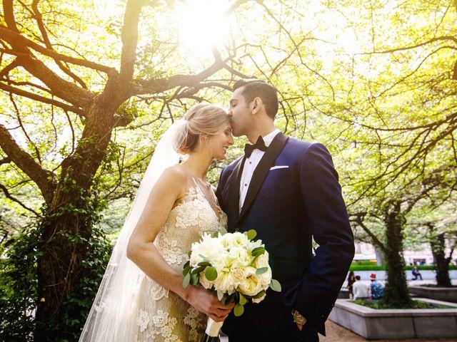 Ramtin and Emily's Wedding in Chicago, Illinois 54
