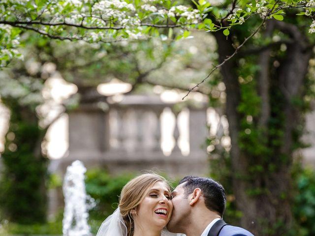 Ramtin and Emily's Wedding in Chicago, Illinois 55