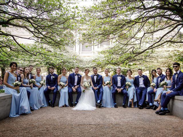 Ramtin and Emily's Wedding in Chicago, Illinois 56