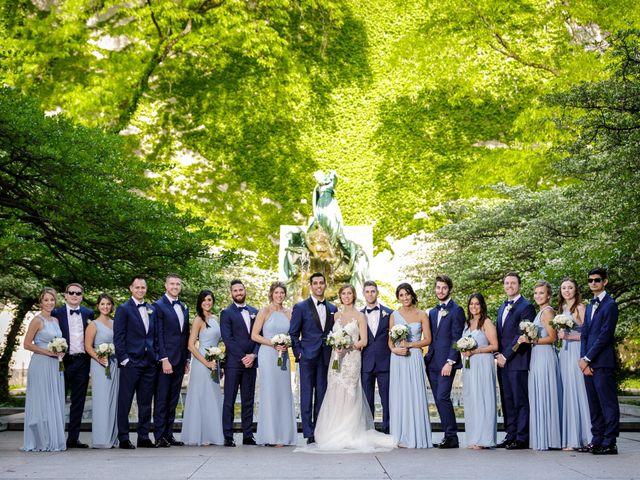 Ramtin and Emily's Wedding in Chicago, Illinois 57