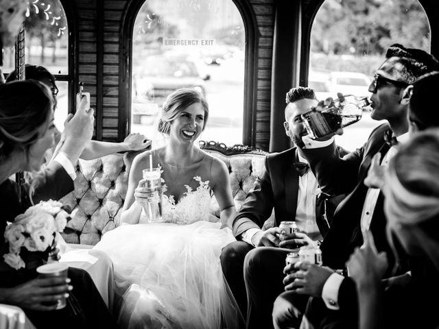 Ramtin and Emily's Wedding in Chicago, Illinois 58