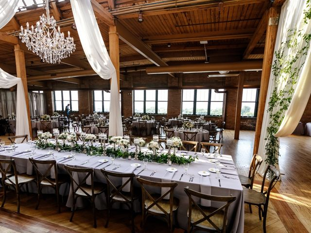 Ramtin and Emily's Wedding in Chicago, Illinois 65