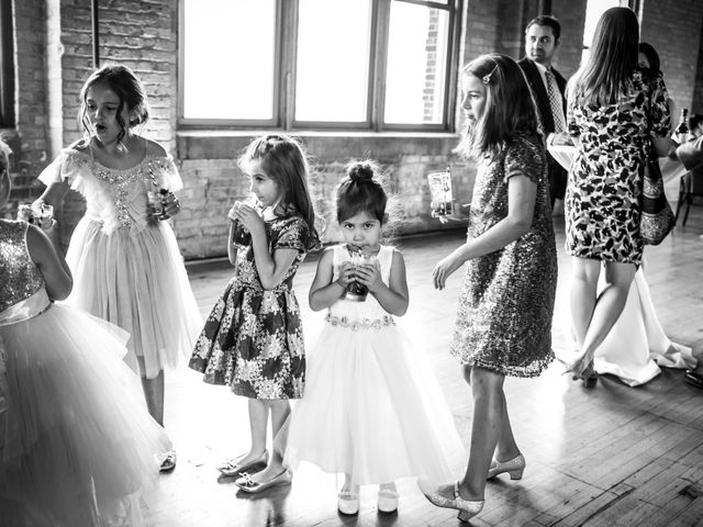 Ramtin and Emily's Wedding in Chicago, Illinois 67