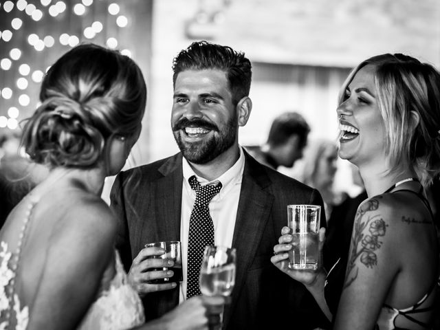 Ramtin and Emily's Wedding in Chicago, Illinois 68