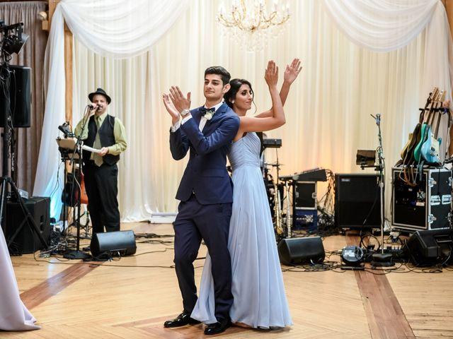 Ramtin and Emily's Wedding in Chicago, Illinois 74