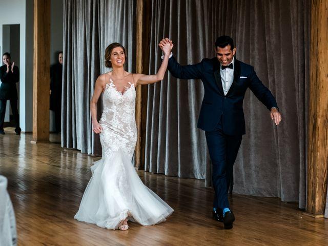Ramtin and Emily's Wedding in Chicago, Illinois 76