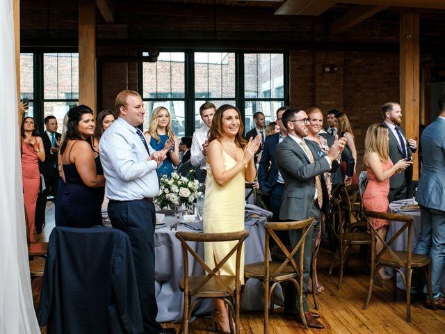 Ramtin and Emily's Wedding in Chicago, Illinois 77