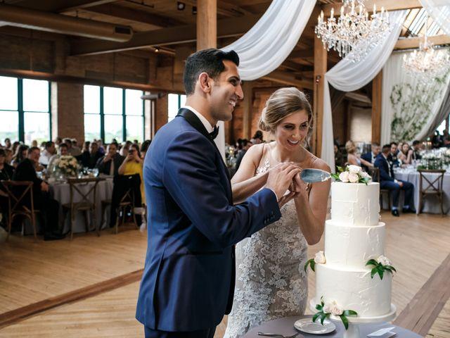 Ramtin and Emily's Wedding in Chicago, Illinois 81