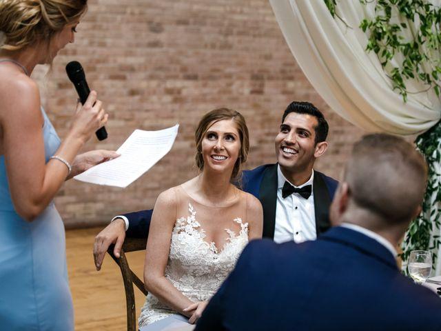 Ramtin and Emily's Wedding in Chicago, Illinois 84