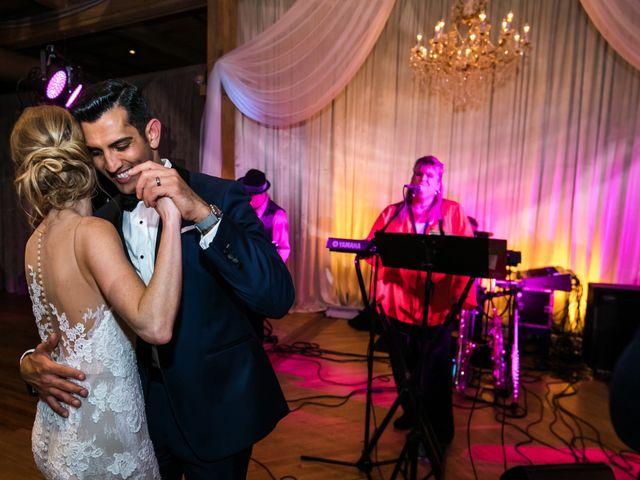 Ramtin and Emily's Wedding in Chicago, Illinois 95