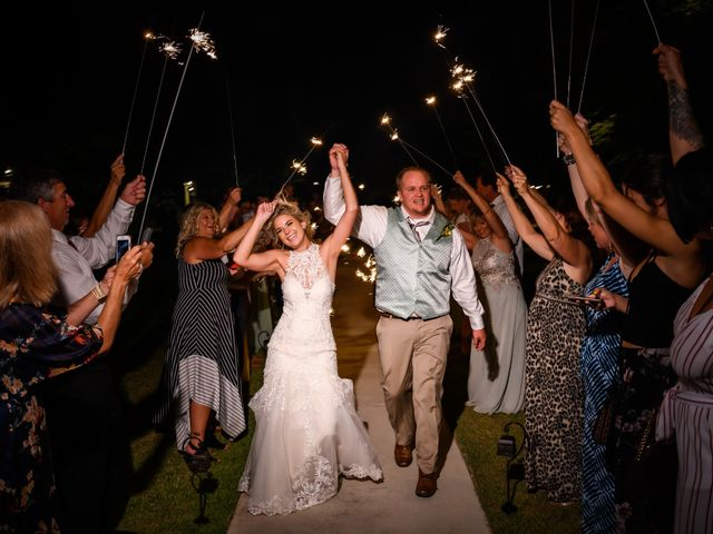 Shane and Kassidy's Wedding in Wimberley, Texas 3