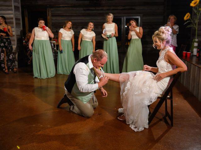 Shane and Kassidy's Wedding in Wimberley, Texas 7