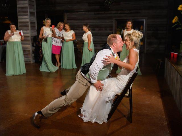Shane and Kassidy's Wedding in Wimberley, Texas 8